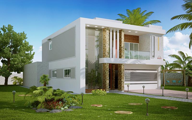 projeto de sobrado belo horizonte 3 quartos sendo 2 suites