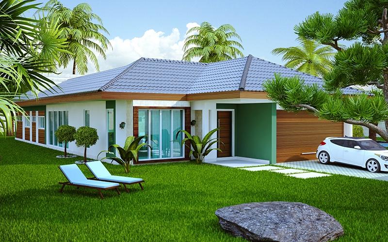 Planta de casa campo grande 1 su te 2 demi su tes e for Casas de campo modernas con piscina