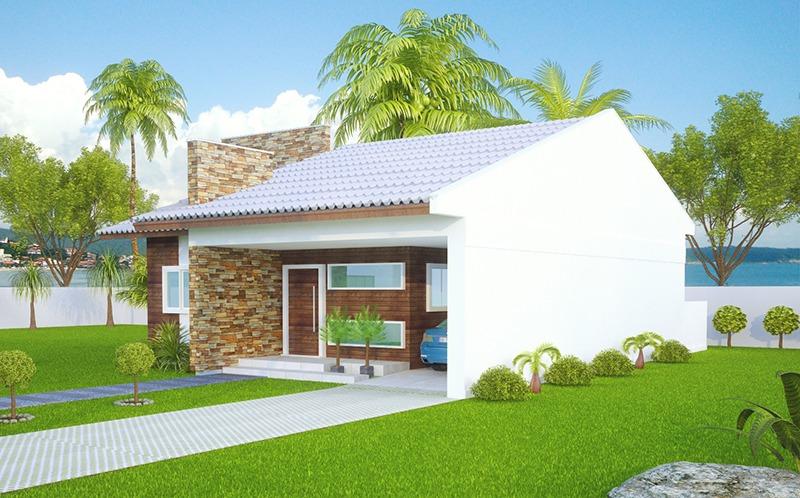 Casa sao goncalo mostra a simplicidade com muito for Casa minimalista 300m2