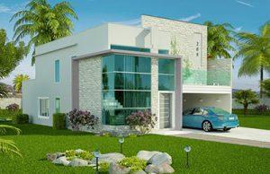 42 Modelos de fachadas de casas para você se inspirar em 2019