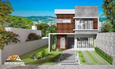 plantas-de-casas-planta-moderna