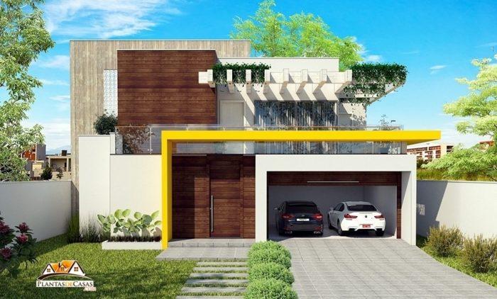 fachada de casa sobrado - 217-min-min