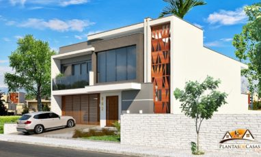 plantas-de-casas-modelo-fachada-direita-planta-casa-foz-do-iguaçu